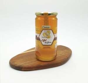 las propiedades de la miel de sierras andaluzas