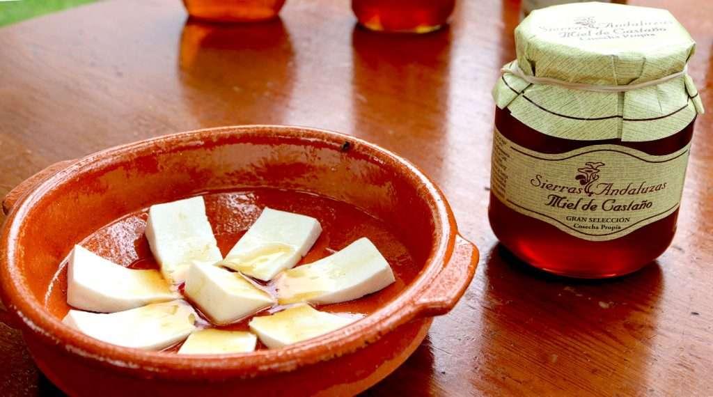 Miel de castaño compra online. Hecha en España