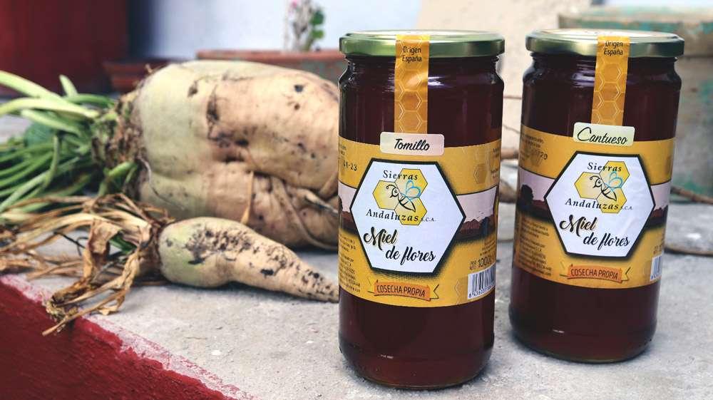Compra Online Miel de Tomillo pura hecha en España