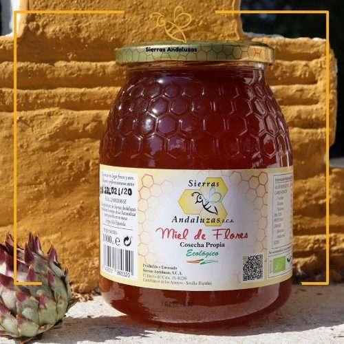 Miel de Mil Flores Ecológica. Compra Online. Origen España.